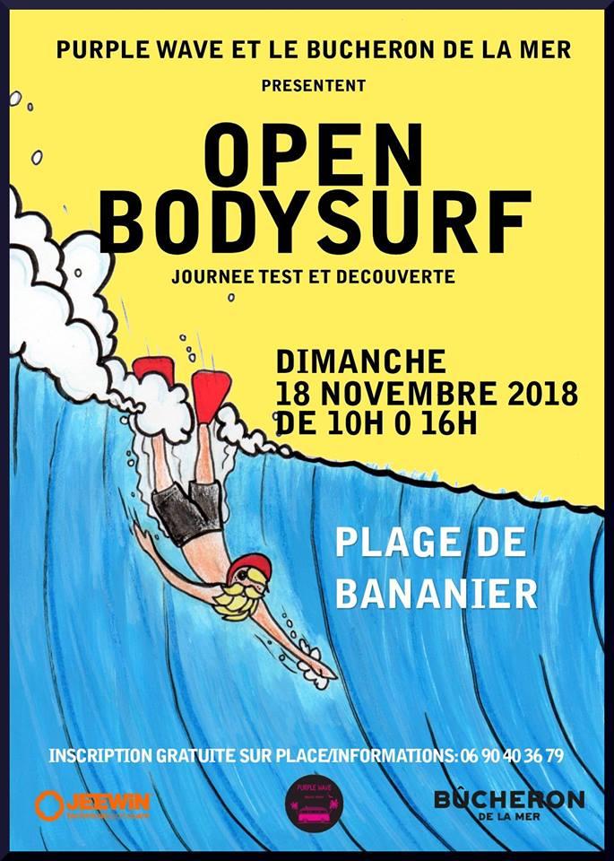 OPEN Bodysurf De Bananier