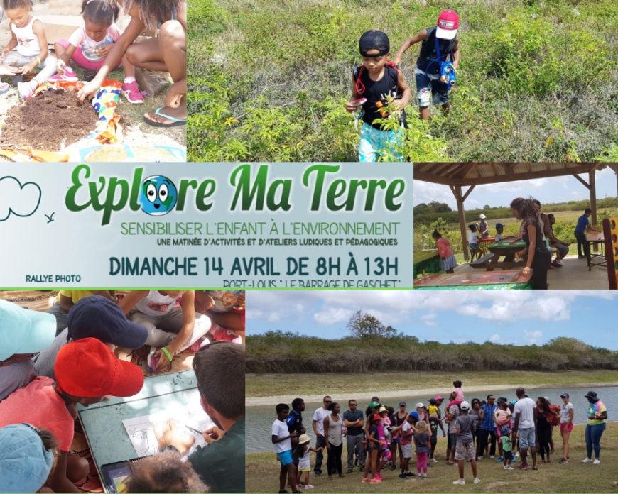 GASCHET Port- Louis: EXPLORE MA TERRE, était une riche expérience à vivre !