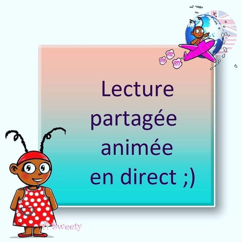 Gratuit : Lecture Partagée Animée En Direct