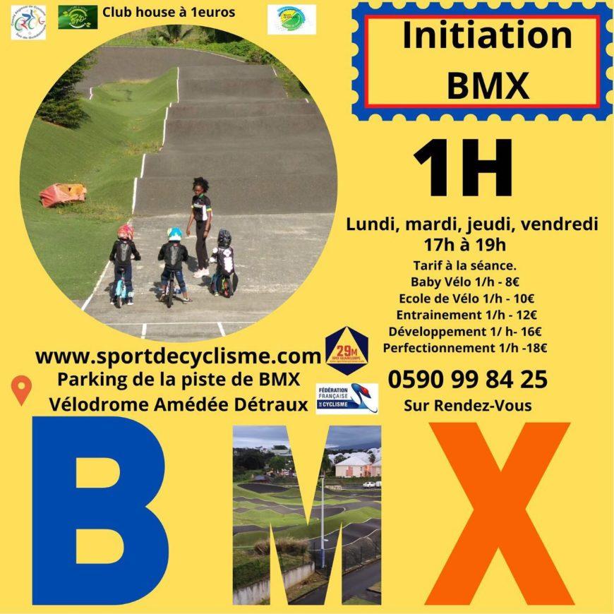 BMX – BABY VELO – BAIE MAHAULT