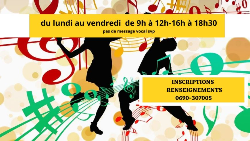 Musique – Petit-Bourg