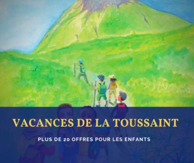 De nombreuses offres pour les vacances de la Toussaint