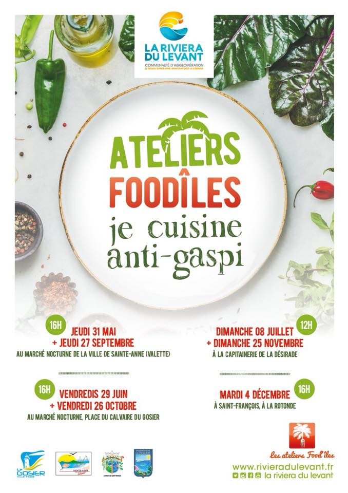 ATELIER FOODILES – JE CUISINE ANTI GASPI