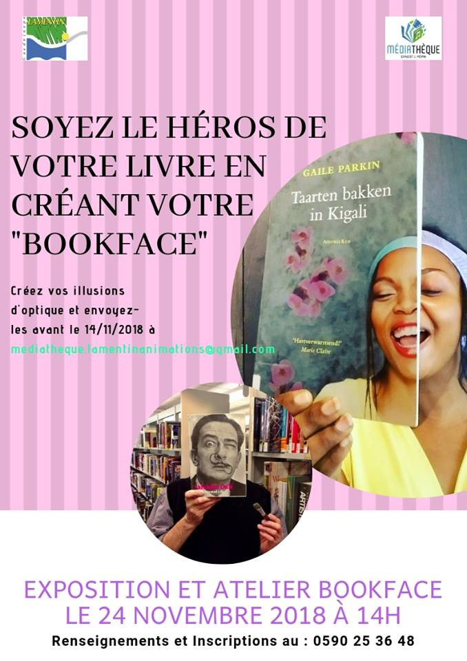 BOOKFACE – Adulte et Ado