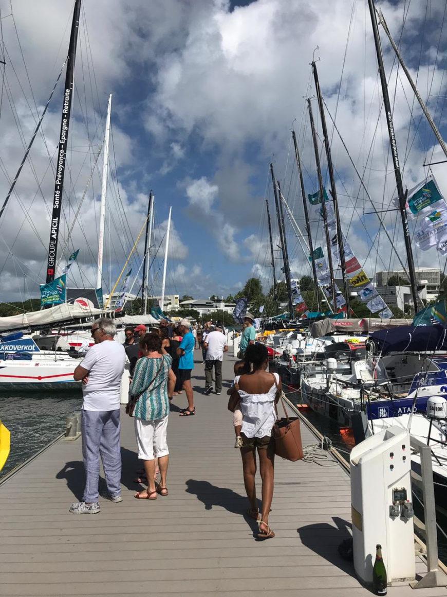 Retour sur la Route du Rhum – Destination Guadeloupe