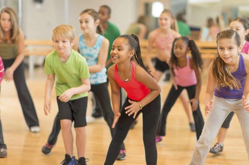 Cours de Zumba fitness pour les enfants à Baie-Mahault – 4 à 10 ans – Le samedi uniquement