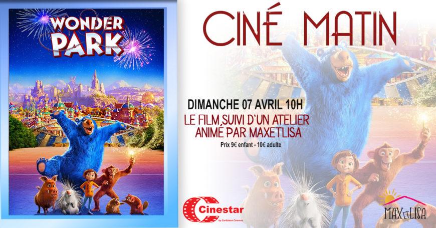 Le parc des Merveilles – Wonder Park , un film extraordinaire sur la relation d'une mère et sa fille