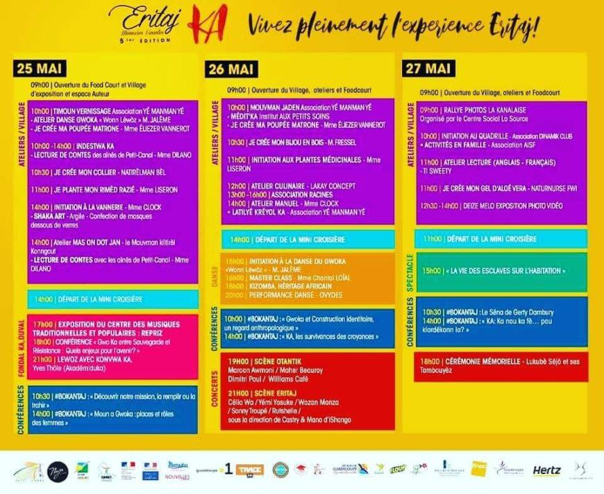 L'atelier Ti SWEETY au festival Eritaj