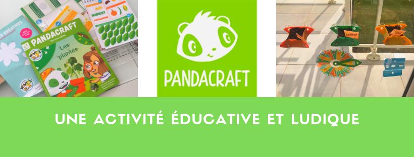 Pandacraft un kit éducatif et créatif à partir de 3 ans – Un vrai coup de cœur pour nous!
