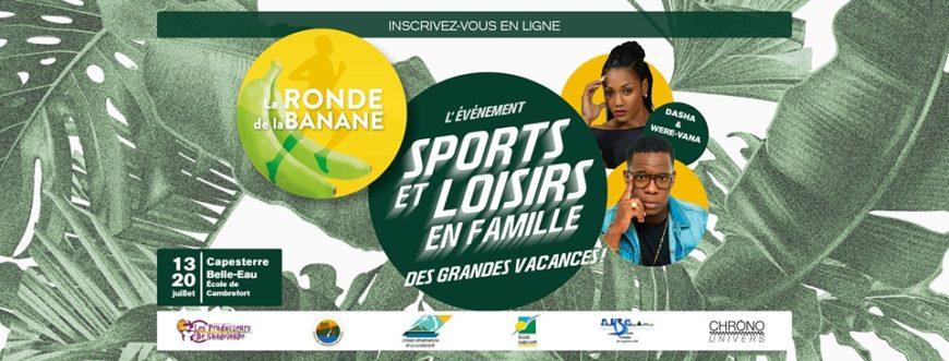 La Ronde de la banane 2019 – Sports et Loisirs en famille