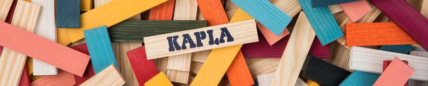 Amateurs ou passionnés de KAPLA ?