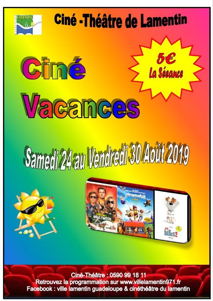 Ciné Vacances
