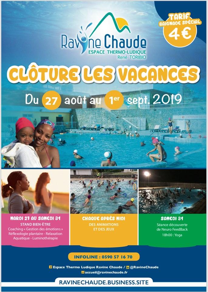 Ravine Chaude Clôture Les Vacances
