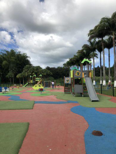 """NOUVEAU: Le parc pour enfant du Lamentin """" Aire de jeux du parc de la Verdure"""""""