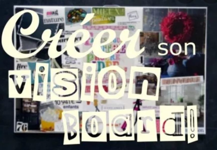 Atelier Créatif Ados: Tableau de Visualisation Créatrice 2020