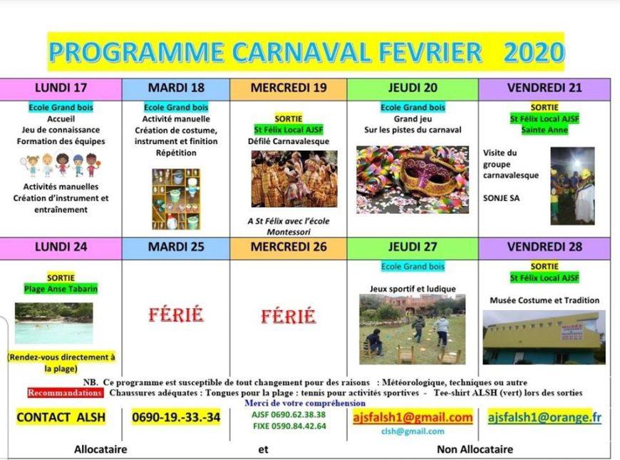 😺 #VacancesCarnaval – #Accueil – #Loisir 😺| ALSH GOSIER