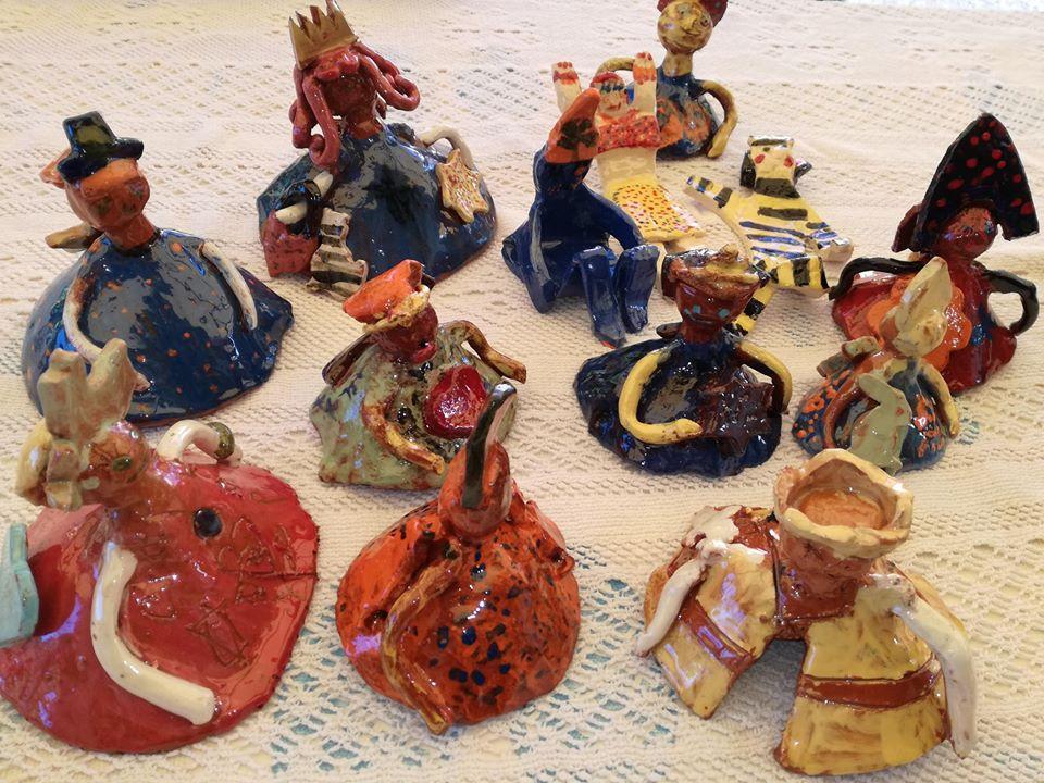 Stage poterie enfants