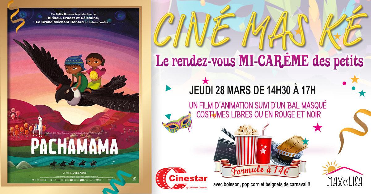 Ciné Mas Ké 2019