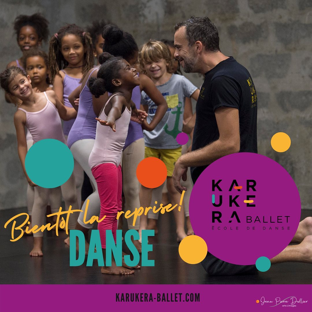 Ecole de danse- Pointe à Pitre
