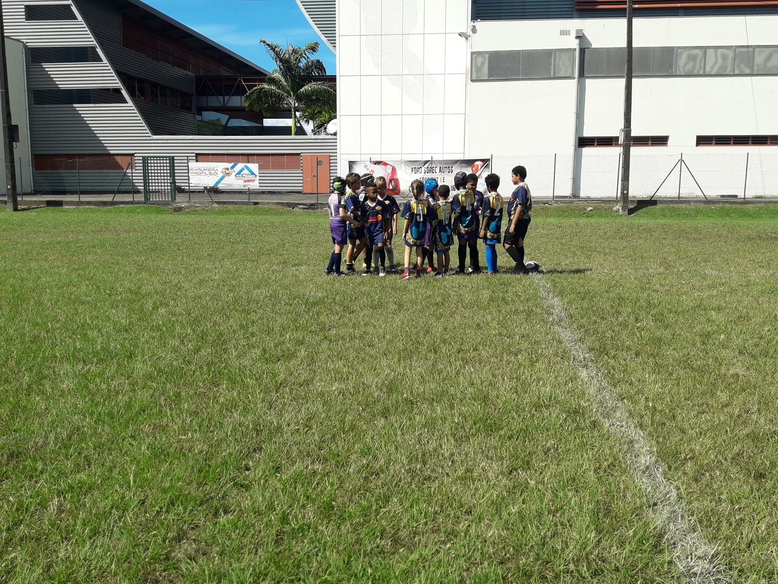 RUGBY CLUB GOYAVE – Portes ouvertes