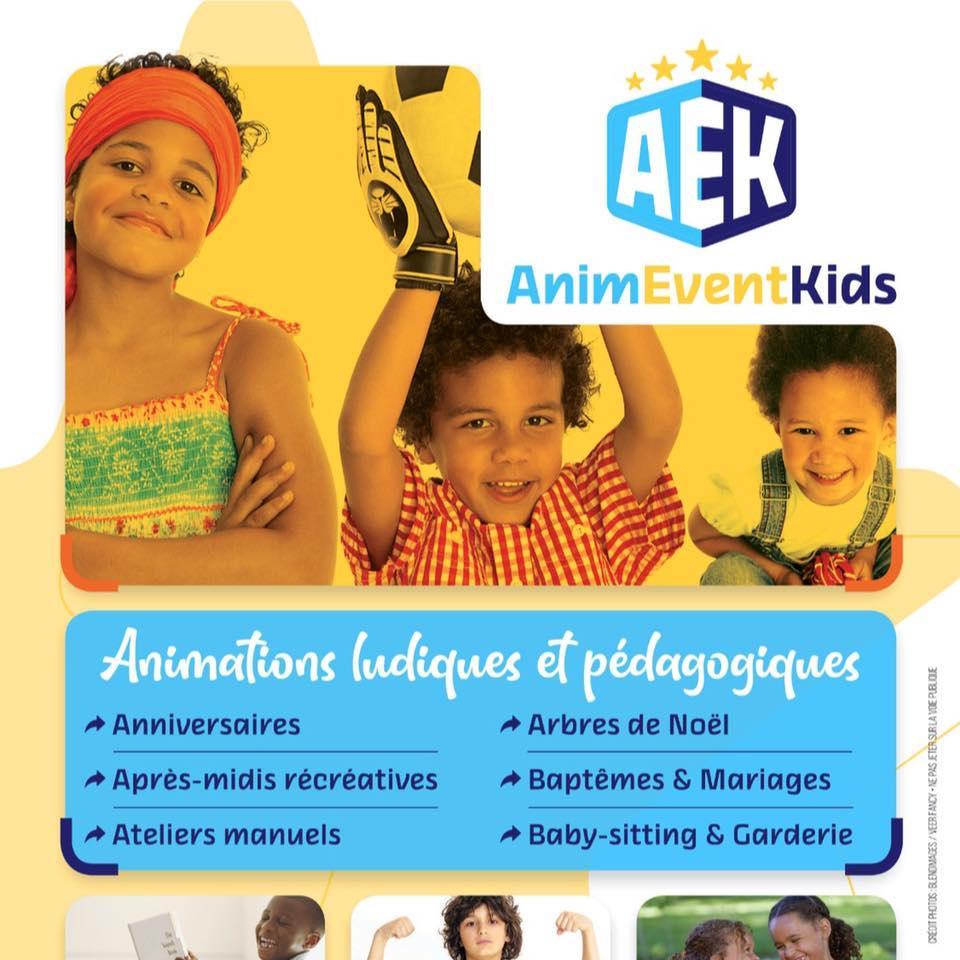 Accueil de loisirs du mercredi -Anim Event Kids – Baie Mahault