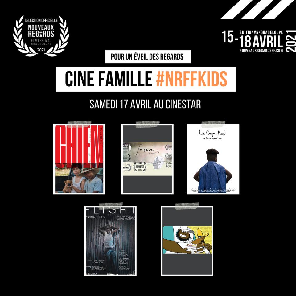 Ciné Famille – Festival Nouveaux Regards