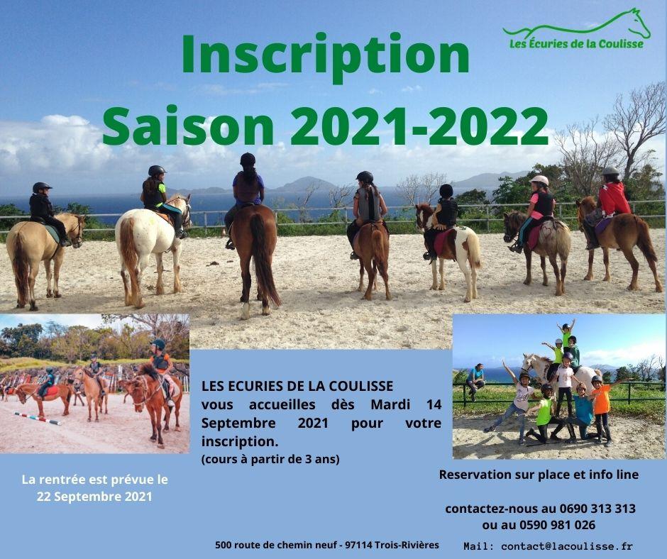 Equitation – Trois Rivières