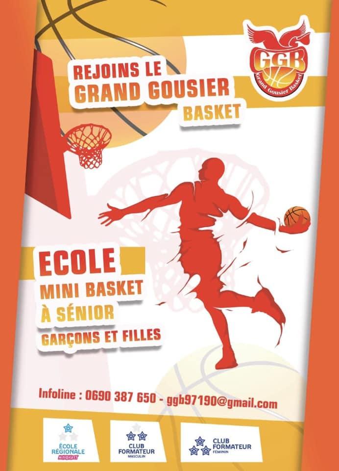 Basket pour enfant au Gosier