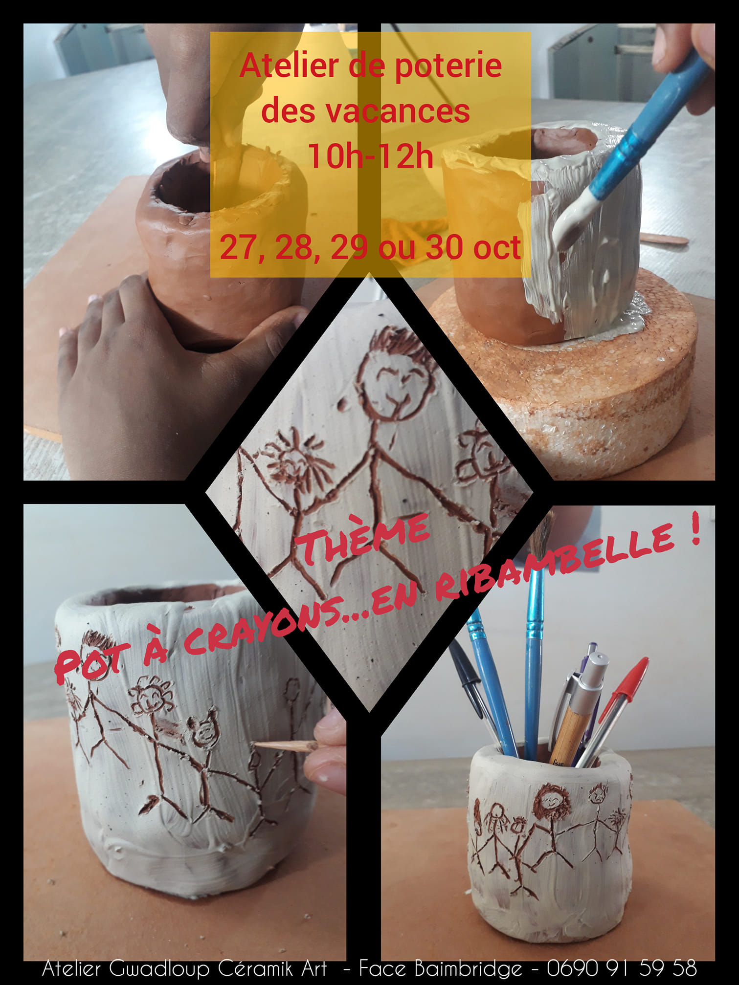 Poterie Abymes