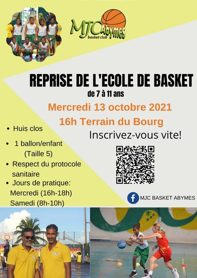 Basket pour enfant aux Abymes